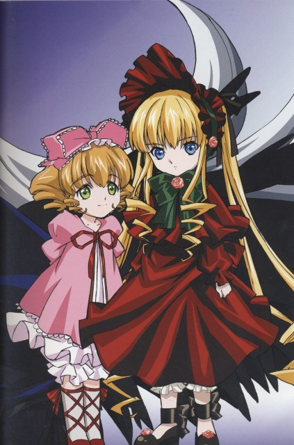 Peach-Pit, Rozen Maiden, Hinaichigo, Shinku