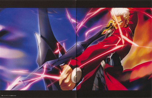 TYPE-MOON, Studio Deen, Fate/stay night, Archer (Fate/stay night)