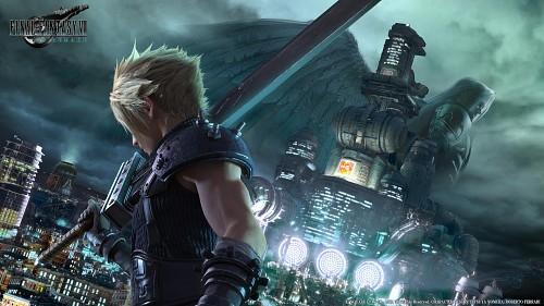Square Enix, Final Fantasy VII, Sephiroth, Cloud Strife