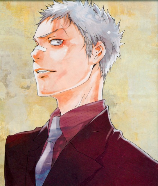 Akira Amano, Katekyo Hitman Reborn!, Katekyo Hitman Reborn! Character Book: Vongola 77, Ryohei Sasagawa