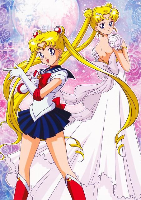 Marco Albiero, Toei Animation, Bishoujo Senshi Sailor Moon, Sailor Moon, Princess Serenity