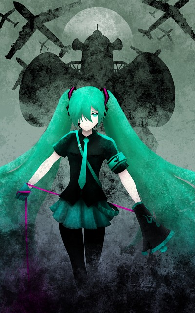 Miwa Shirow, Vocaloid, Miku Hatsune, Member Art