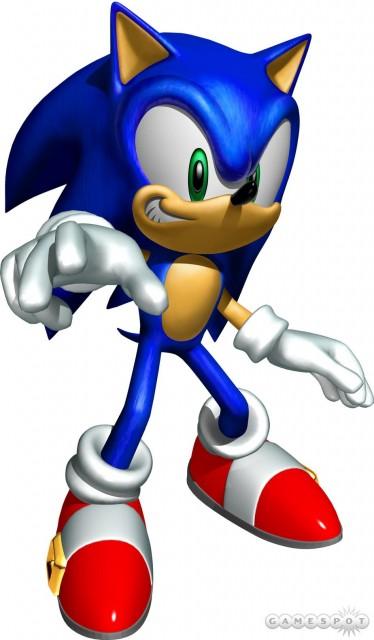 SNK, Sega, SONIC Series, Sonic the Hedgehog, Official Digital Art
