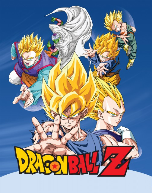 Akira Toriyama, Toei Animation, Dragon Ball, Piccolo, Super Saiyan Trunks