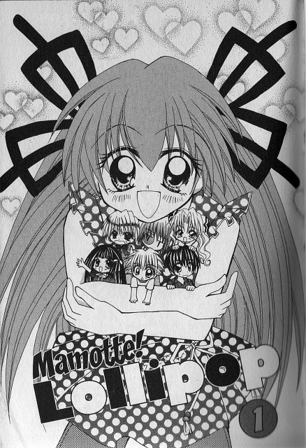 Kikuta Michiyo, Mamotte! Lollipop, Go (Mamotte! Lollipop), Rokka, Ichii