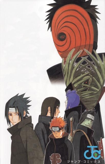 Masashi Kishimoto, Naruto, Sasuke Uchiha, Zetsu , Obito Uchiha