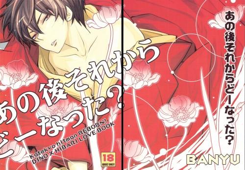 Levin Aoi, Katekyo Hitman Reborn!, Kyoya Hibari, Doujinshi