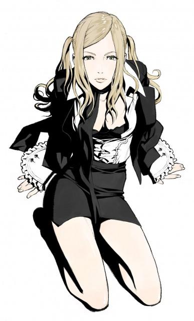 Yuusuke Kozaki, KYMG - Yusuke Kozaki Illustrations, No More Heroes, Sylvia Christel