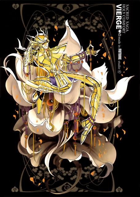 Masami Kurumada, Future Studio, Toei Animation, Saint Seiya, Sacred Saga