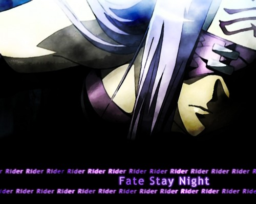 TYPE-MOON, Fate/stay night, Rider (Fate/stay night) Wallpaper