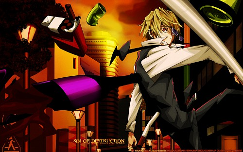 Brains Base, DURARARA!!, Shizuo Heiwajima Wallpaper