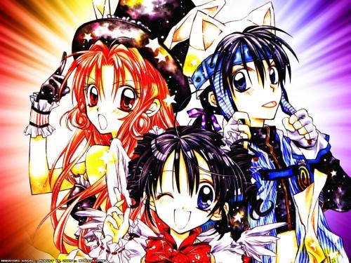 Arina Tanemura, Full Moon wo Sagashite, Takuto Kira, Mitsuki Koyama, Meroko Yui Wallpaper