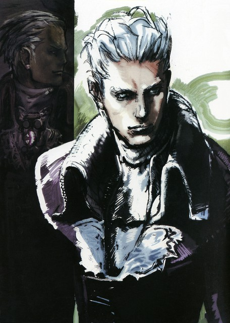 Capcom, Devil May Cry, Sparda
