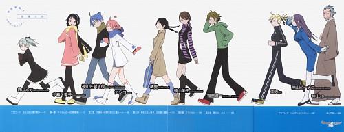 Suzuhito Yasuda, Toei Animation, God Family, Misa Kamiyama, Tenko Kamiyama