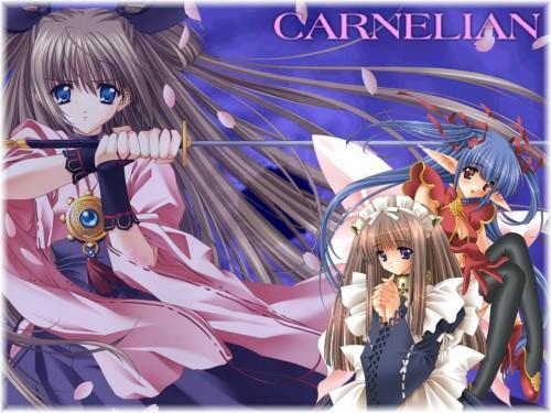 Carnelian, Fairy Factory, Seika (Fairy Factory), Touka (Fairy Factory), Original Wallpaper