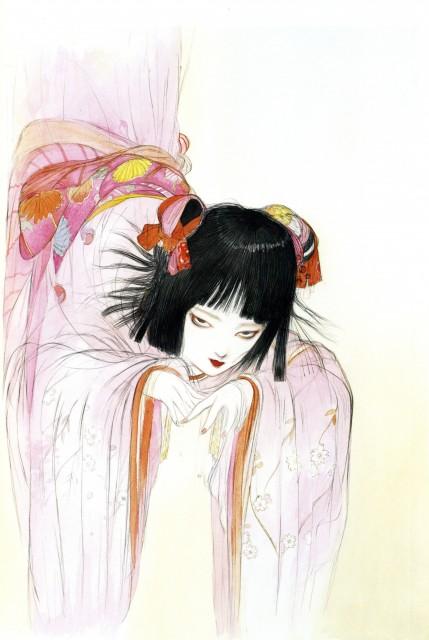 Yoshitaka Amano, The Virgin
