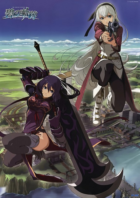 Falcom, The Legend of Heroes: Zero no Kiseki, The Legend of Heroes: Ao no Kiseki, Rixia Mao, Elie Macdowell