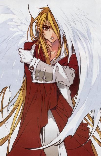 Yukiru Sugisaki, Xebec, D.N.Angel, Krad, Newtype Magazine