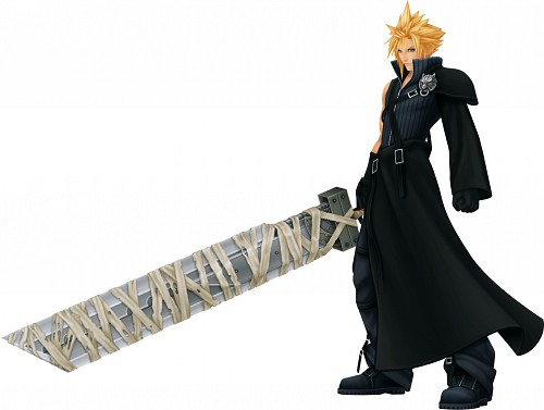 Square Enix, Kingdom Hearts, Cloud Strife