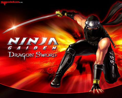 Tecmo, Ninja Gaiden, Ryu Hayabusa, Official Wallpaper
