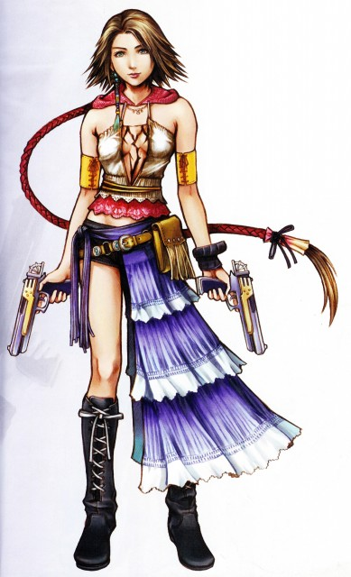 Square Enix, Final Fantasy X-2, Yuna