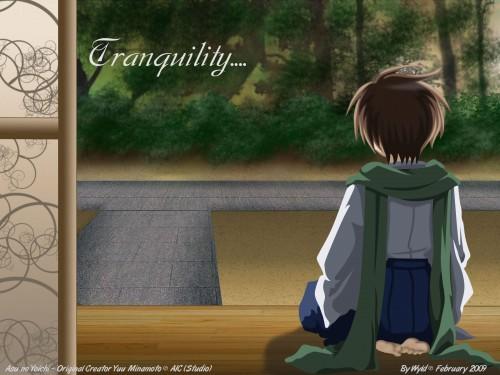 Yuu Minamoto, Anime International Company, Asu no Yoichi, Yoichi Karasuma Wallpaper