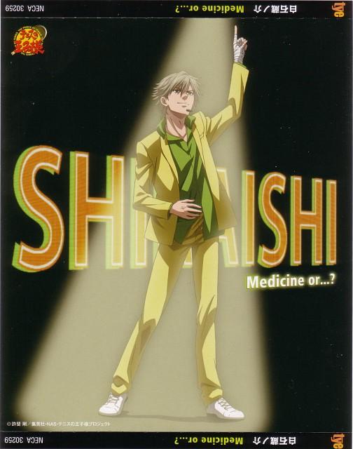 Takeshi Konomi, J.C. Staff, Prince of Tennis, Kuranosuke Shiraishi