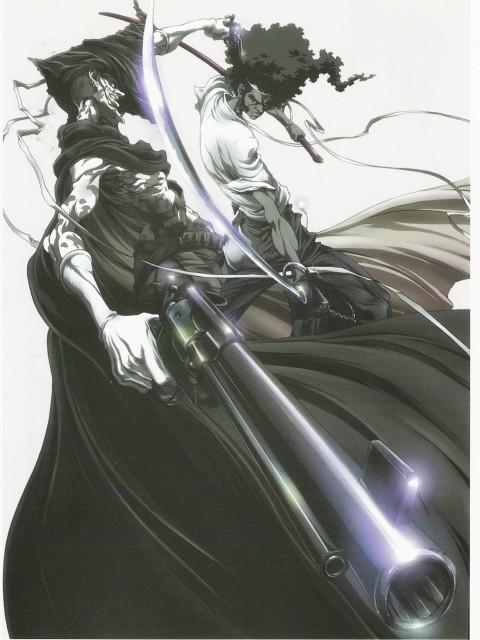Gonzo, Afro Samurai, Afro (Afro Samurai), Justice (Afro Samurai)