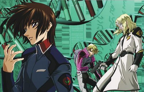 Hisashi Hirai, Sunrise (Studio), Mobile Suit Gundam SEED, Mobile Suit Gundam Seed & Seed Destiny Pinup Collection, Rau Le Creuset
