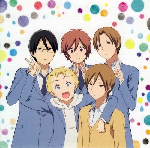 Kiichi Hotta, J.C. Staff, Kimi to Boku, Shun Matsuoka, Kaname Tsukahara