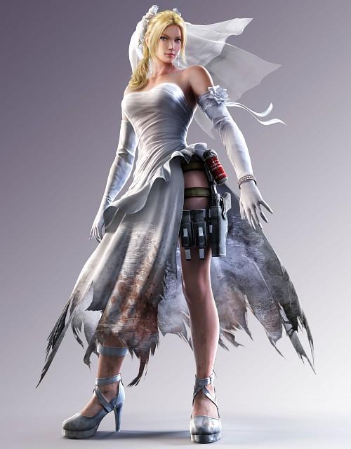 Namco, Tekken, Nina Williams