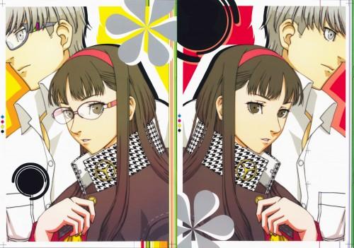 Shin Megami Tensei: Persona 4, Yukiko Amagi, Yu Narukami, Doujinshi