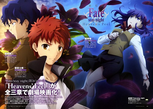 Yuka Shiojima, TYPE-MOON, Type-MOON Ace Vol. 11, Fate/stay night, Shiro Emiya