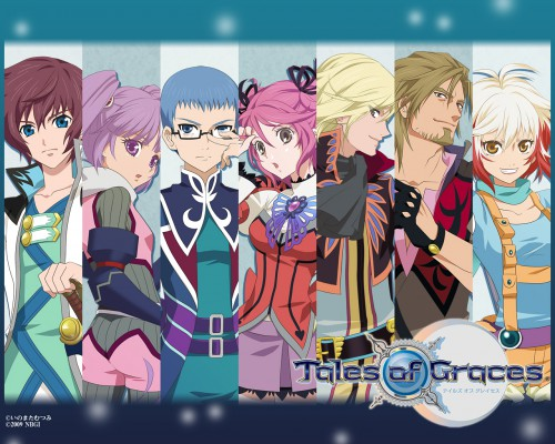 Mutsumi Inomata, Namco, Tales of Graces, Sophie (Tales of Graces), Asbel Lhant
