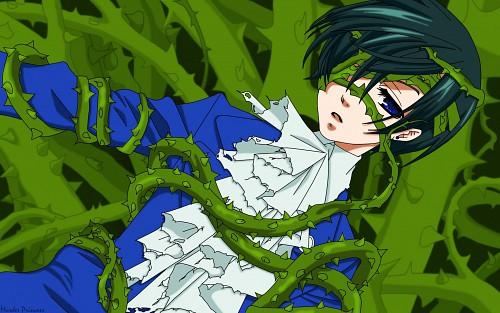 Yana Toboso, A-1 Pictures, Kuroshitsuji, Ciel Phantomhive, Vector Art Wallpaper