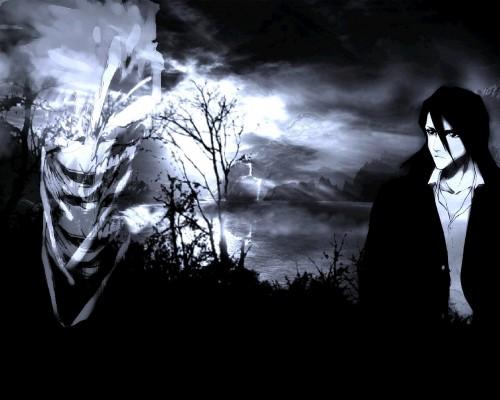 Kubo Tite, Studio Pierrot, Bleach, Byakuya Kuchiki, Ichigo Kurosaki Wallpaper