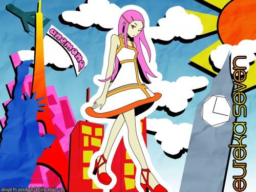 Kazuma Kondou, BONES, Eureka 7, Anemone Wallpaper