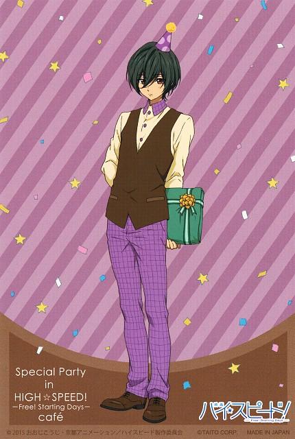 Kyoto Animation, Free!, Ikuya Kirishima