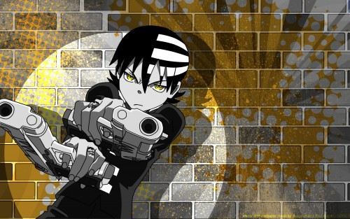 Soul Eater, Death The Kid Wallpaper