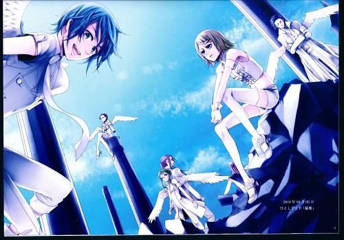 Suzunosuke, Colorful (Suzunosuke), Vocaloid, Gumi, Kaito