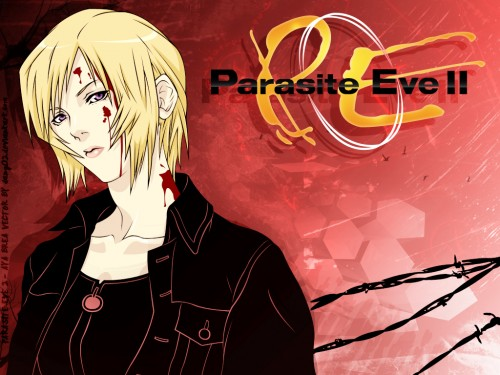 Square Enix, Parasite Eve, Aya Brea Wallpaper