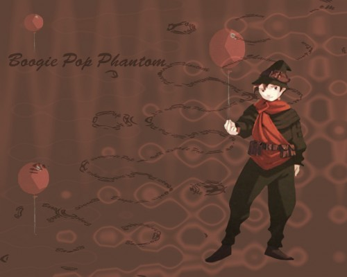 Kouji Ogata, Madhouse, Boogiepop Phantom, Poom Poom Wallpaper