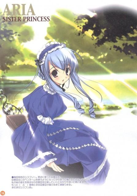 Mikeou, Sister Princess, Aria (Sister Princess)