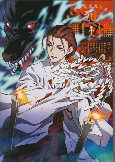 J.C. Staff, Ghost Hunt, Ayako Matsuzaki, DVD Cover