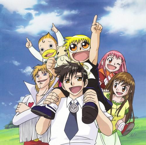 Toei Animation, Konjiki no Gash Bell, Gash Bell, Tia, Kiyo Takamine