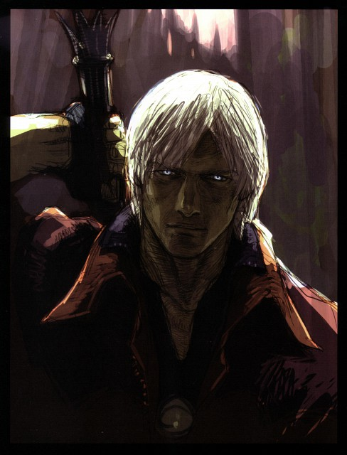 Capcom, Madhouse, Devil May Cry, Dante