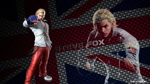 Namco, Tekken, Steve Fox Wallpaper