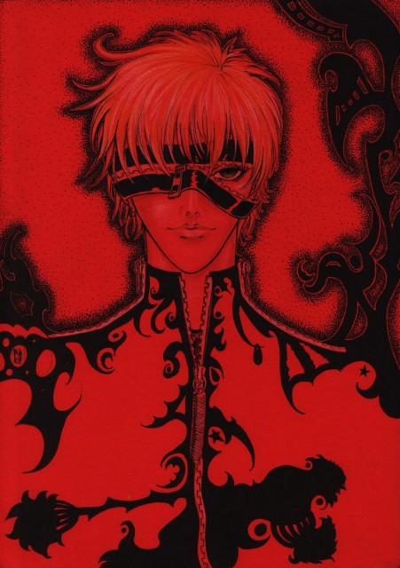 Katsura Hoshino, TMS Entertainment, D Gray-Man, Lavi, Member Art