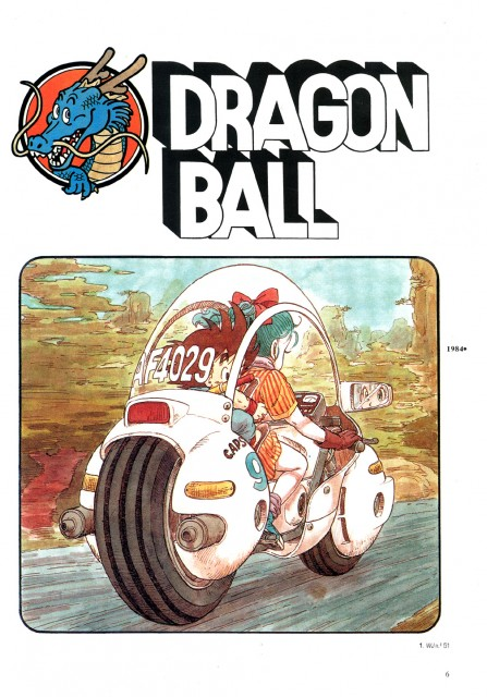 Akira Toriyama, Toei Animation, Dragon Ball, Kid Goku, Bulma