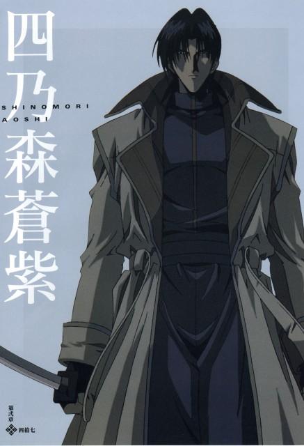 Nobuhiro Watsuki, Studio Gallop, Studio Deen, Rurouni Kenshin, Aoshi Shinomori